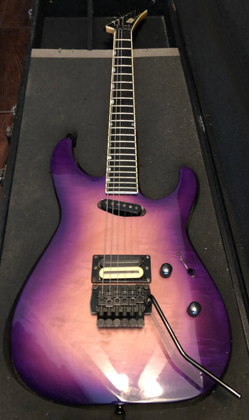 ESP NYC Custom Shop Mirage Deluxe 80s