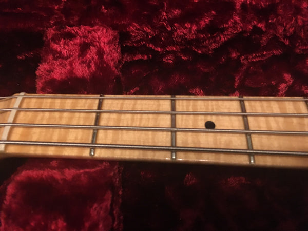 2012 Fender American Select Precision Bass Signed by Tom Petersson (Cheap Trick)