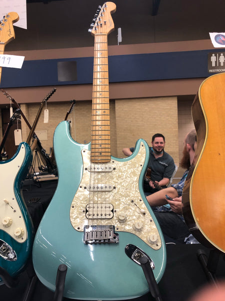 1997 Fender American Lone Star Stratocaster