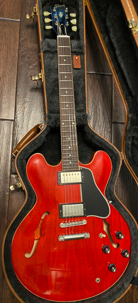 1961 Gibson Reissue Warren Haynes ES-335 Electric Guitar (500 Made)