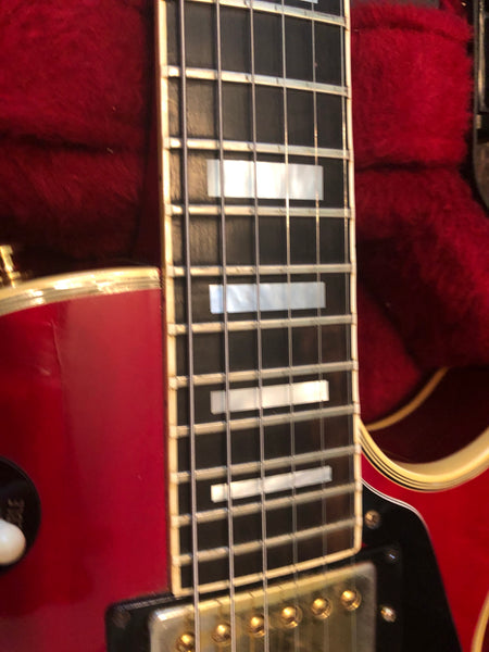 1980 Gibson Les Paul Custom Cherry Sunburst