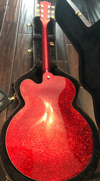 2016 Gibson Memphis ES-275 Red Sparkle Finish with COA