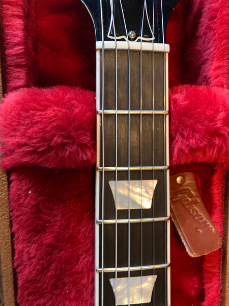 2019 Gibson SG Modern Blueberry Fade Electric Guitar