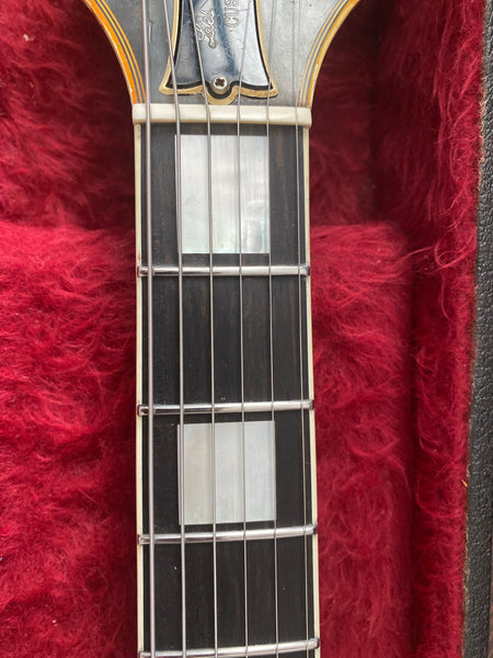 1977 Gibson Les Paul Custom Tobacco Burst