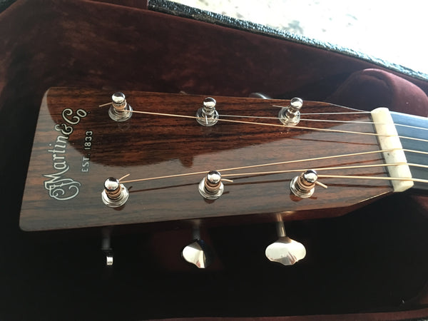 2013 John Mayer OMJM Acoustic-Electric Guitar