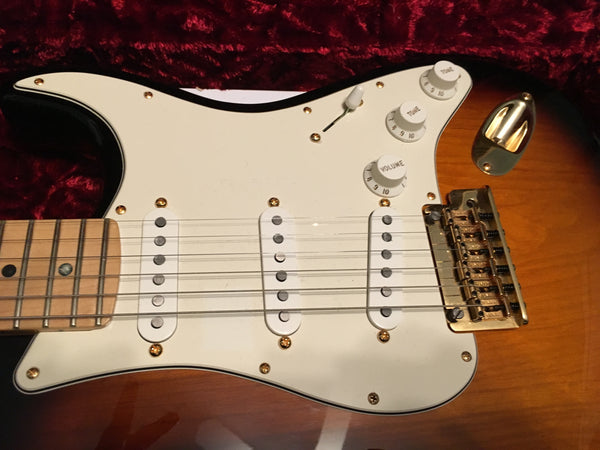 2014 Fender American 60th Anniversary Commemorative Stratocaster