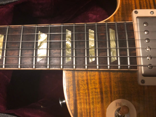 2008 Gibson Joe Perry (Aerosmith) Boneyard Les Paul Custom Electric Guitar