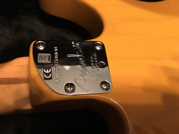 2015 Fender American Limited Edition Double Cutaway Telecaster (Only 500 Made)