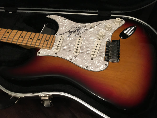2003 Fender American Stratocaster Signed by Slash of Guns'N'Roses