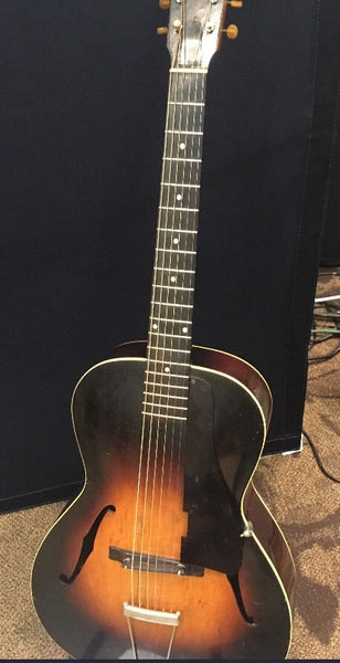 1939 Gibson L-30 Archtop Acoustic Pre-War Era