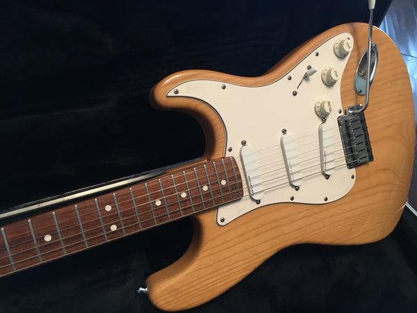 1989 Fender American Stratocaster Plus Deluxe