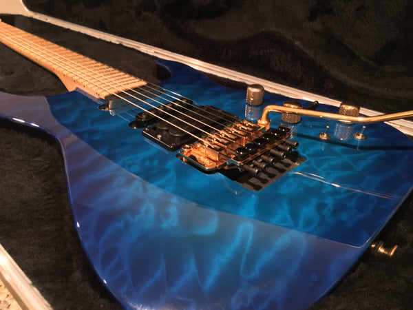 2004 Jackson USA Signature Series PC-1 Phil Collen (Def Leppard) Electric Guitar