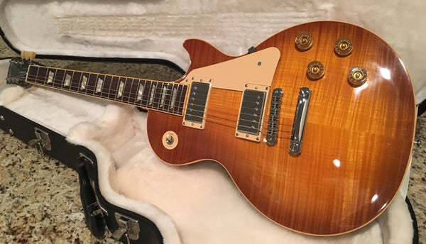 2009 Gibson Les Paul Traditional Premium Plus Top Honeyburst