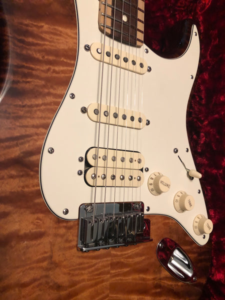 2013 Fender American Stratocaster Select Prototype