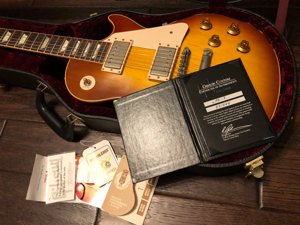 2008 Gibson Les Paul 1958 Reissue R8
