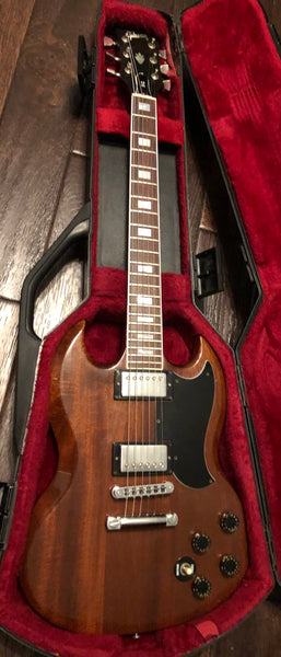1980 Gibson SG Standard Walnut Electric Guitar