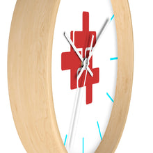 Triple Cross Clock