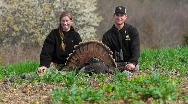 After The Hunt Cooking Wild Turkey Redneck Blinds