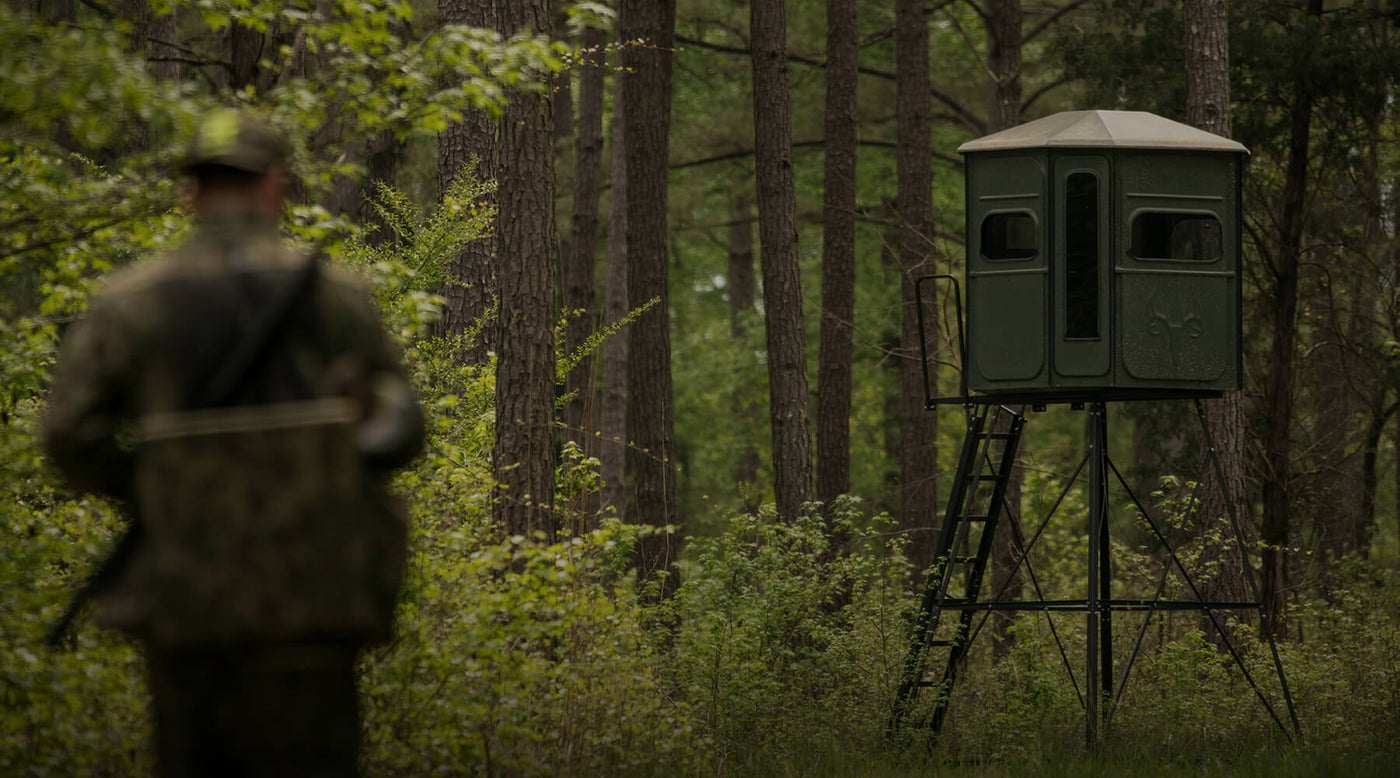 Meet the Best Hunting Blinds on the Planet & Hunting Blinds Box Blinds and Deer Blinds for Sale - Redneck Blinds