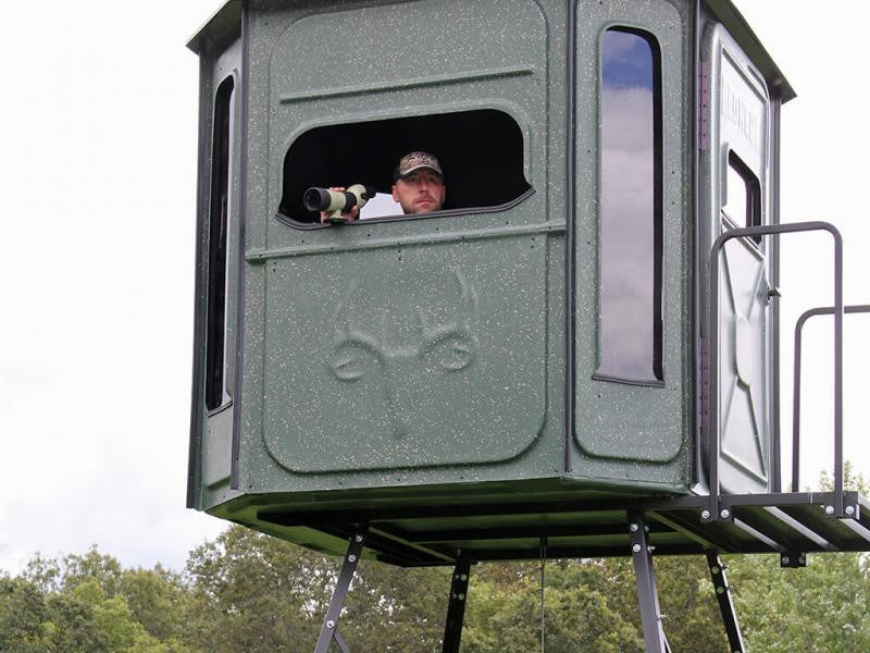 Scouting from a Redneck Blind