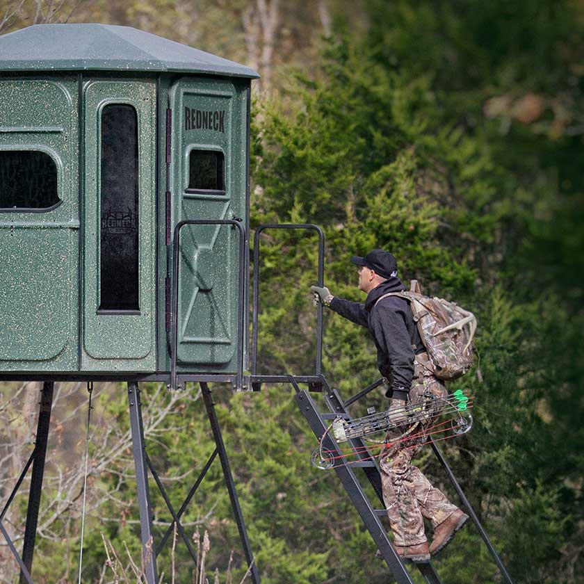 Hunting Blinds Box Blinds And Deer Blinds For Sale