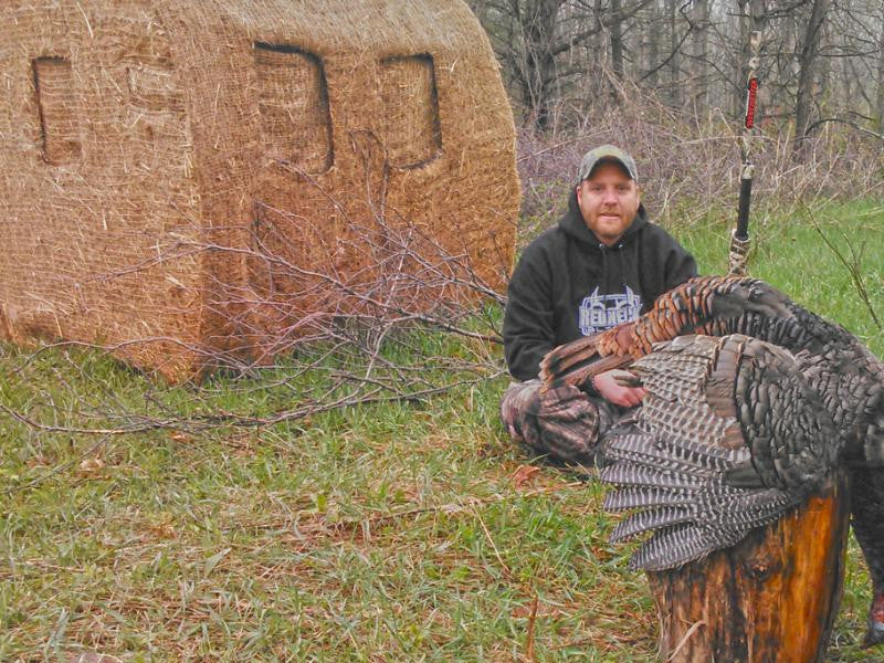 Turkey blind success