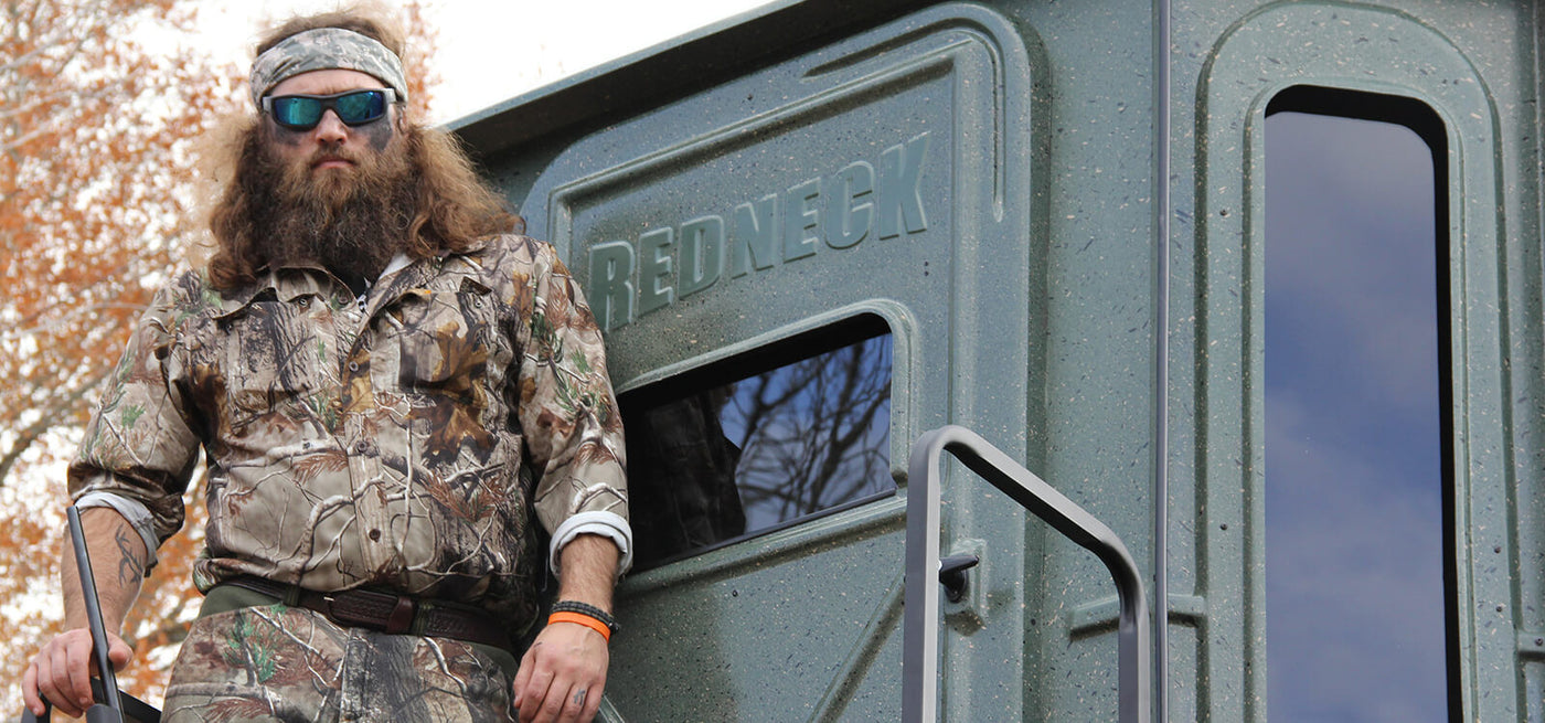 news bale expands archives lineup the neck hunt blind red with outside gear hd tag redneck sportsman blinds