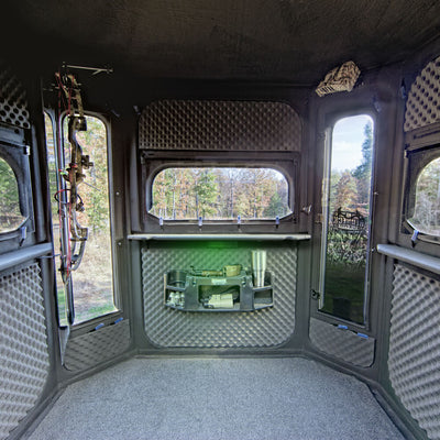 The Predator Platinum 360° 5X6 Blind