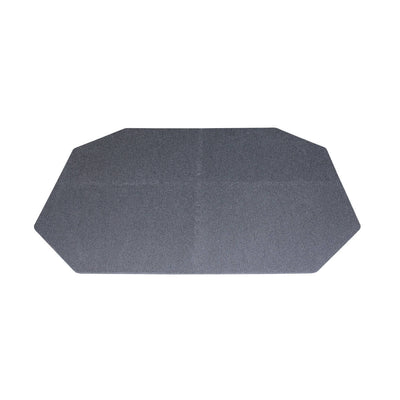 Foam Floor Blind Liner with Carpet Attached
