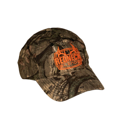 Redneck Blinds Mossy Oak Hat