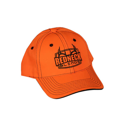 Redneck Blind's Blaze Orange Hat