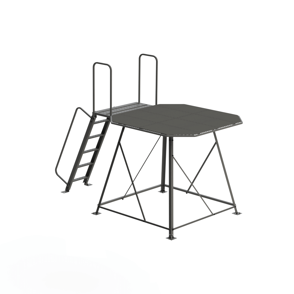 Soft Side Deluxe Stand & Platform