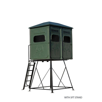 The Shooter Platinum 5x6 Gun Blind