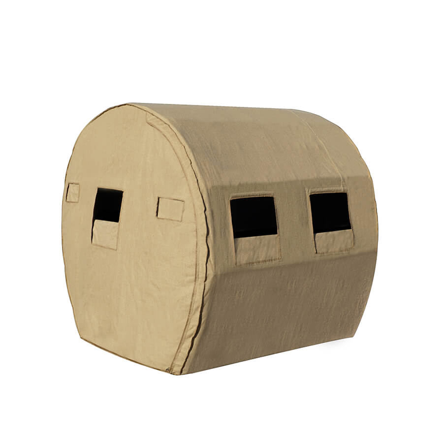 Sportsman HD Burlap Blind Replacement Cover