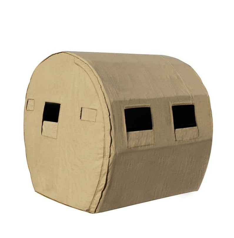 Outfitter HD Burlap Bale Blind Replacement Cover