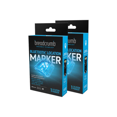 Breadcrumb Bluetooth Location Marker