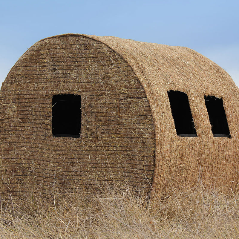 Outfitter Hd Hay Bale Blind Redneck Blinds