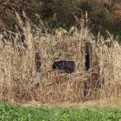 Soft Side 6X6 Camo Deluxe Blind