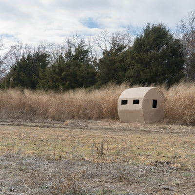 Outfitter HD Burlap Bale Blind