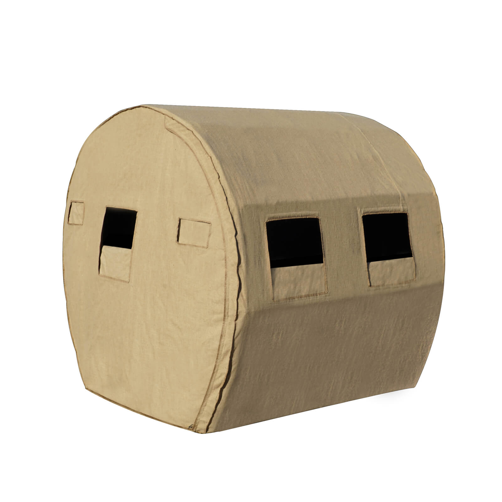 Sportsman HD Burlap Bale Blind