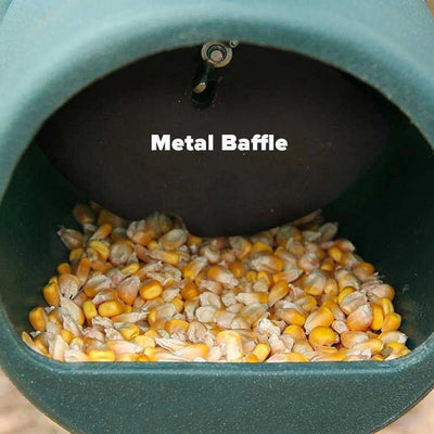 T-Post Metal Baffle