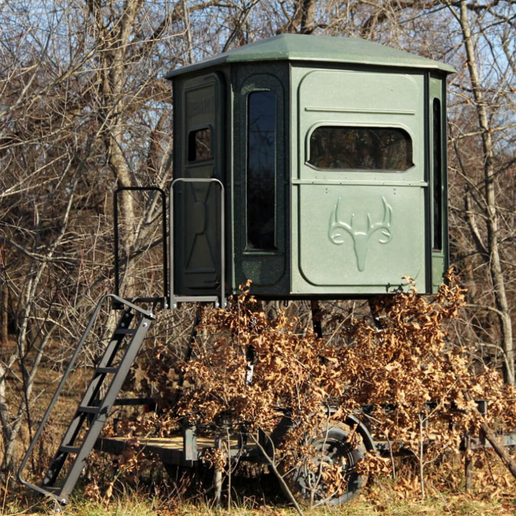 Trailer Blind Stand