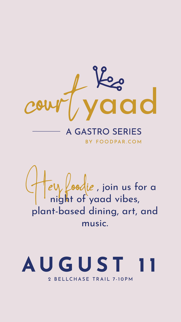 COURTYAAD Summer Series