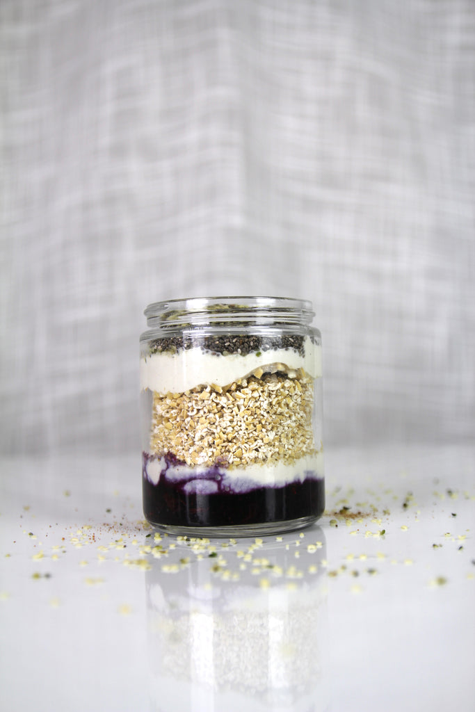 Snack Jar - Blueberry Thyme