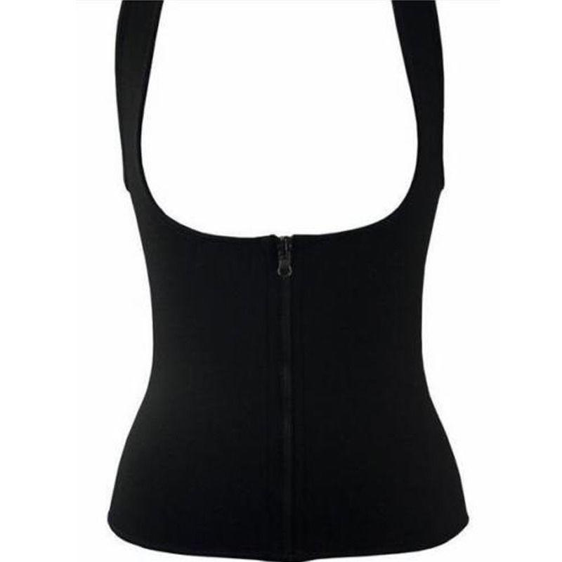 Premium Single Layer Zippered Waist Trainer