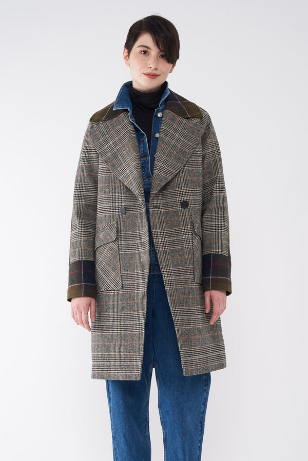 NVLT - Double-Breasted Wool Coat