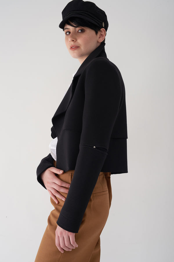 GOBIN - Neoprene Short Jacket
