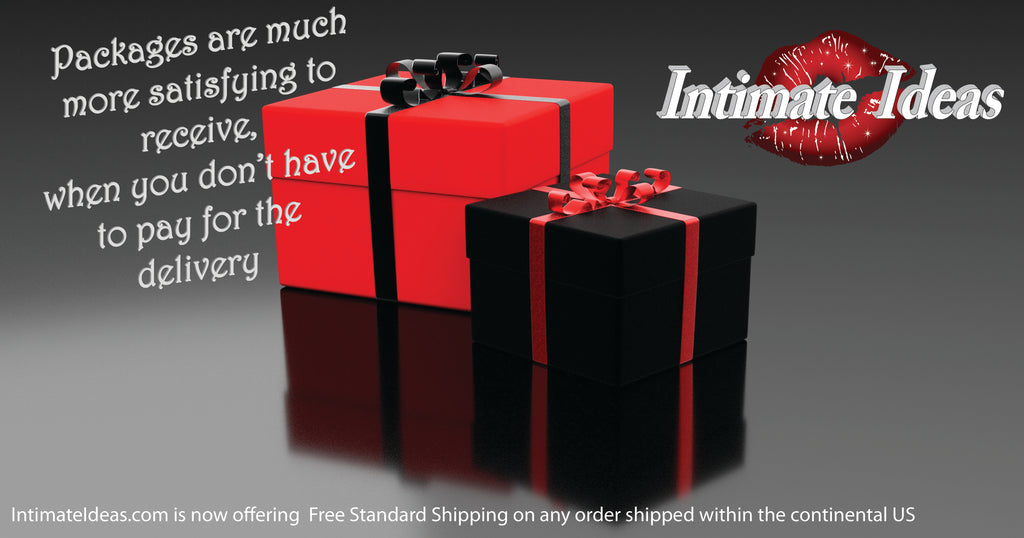 Free Standard Shipping!