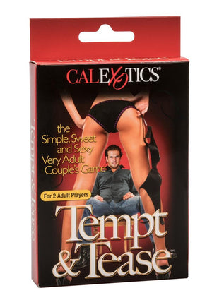 Tempt & Tease Game