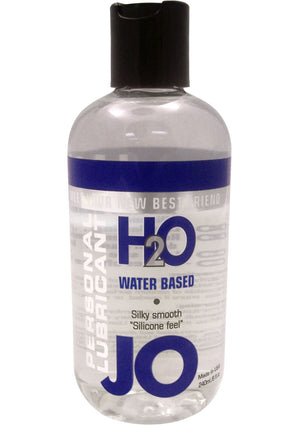 Jo H2O Water Based Lubricant 8 Ounce